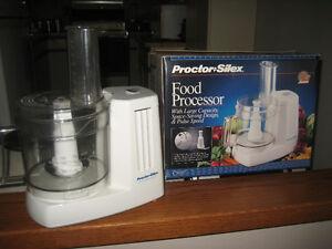 Procter Silex Food Processor