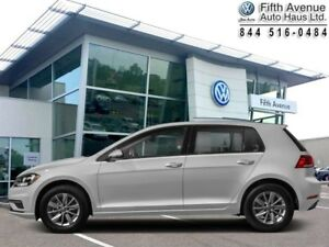 2019 Volkswagen Golf 	 Comfortline 5-door Manual  - $185.74 B/W
