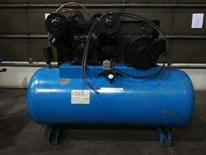 30HP Industrial Compressor and Dryer Unit 600V