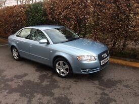 Audi A4 1.9 tdi low mileage