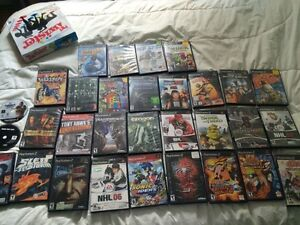 Jeux de PS2 a vendre