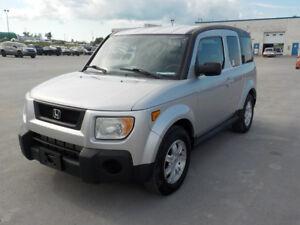 2006 Honda Element (EX-P AWD)