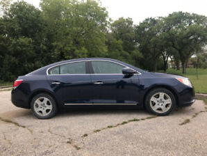 2010 Buick Lacrosse CX - PRICE REDUCED