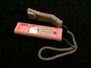 Retro 80's Pink Swatch Phone Kitchener / Waterloo Kitchener Area image 1