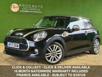 2017 MINI HATCH COOPER 1.5 COOPER D SEVEN 3d 114 BHP Hatchback Diesel Manual