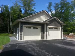 Nova Scotia's Premier CUSTOM GARAGE Builder - Garages R Us