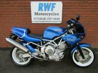 Yamaha TRX 850, 1999 V REG, MINT COND, ONLY 2 OWNERS & 9,571 MILES