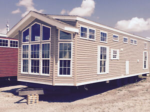 GREAT PRICING ON  PARK MODELS IN STOCK . HOMES /COTTAGES.