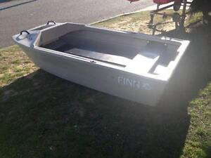 2.4 m Spindrift Catamaran Dinghy -INCLUDED BIMINI FOLD DOWN SHADE Lavender Bay North Sydney Area Preview