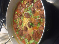 Special North Indian food