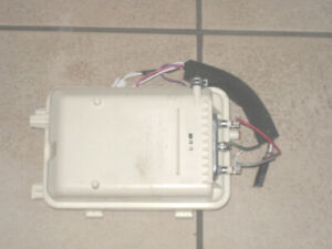 Used LG Washer Steam Generator Assembly, good working
