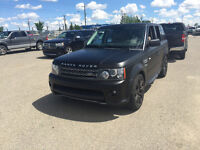 2011 Land Rover Range Rover Sport Supercharged SC