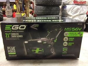 EGO 21 in. Cordless Battery Snow Blower, British Columbia
