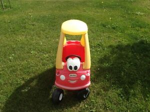 Red Little Tikes Cozy Coupe in Excellent Condition! St. John's Newfoundland image 1