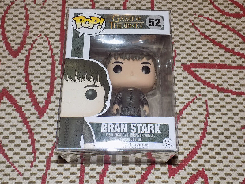 Funko POP Vinyl Game of Thrones Bran Stark Collectible Figure No 52