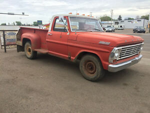 1967 Ford Pickup - Restoration Project