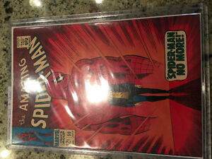 Wanted!!! Amazing Spider-Man comic books
