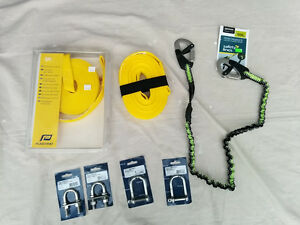 SAFETY JACK LINES AND HARNESS