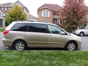 TOYOTA SIENNA 2008 FULL EQUIPPED
