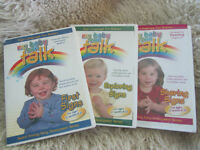 My Baby Can Talk American Sign Language DVD Collection