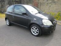 2005 05 TOYOTA YARIS 1.3 COLOUR COLLECTION VVT-I 3D 86 BHP