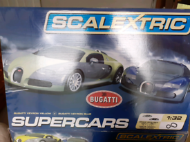 Bugatti scalextric hardly used