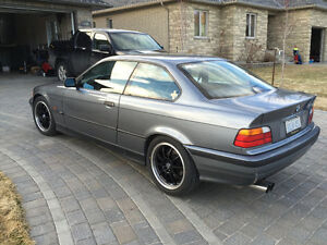 1995 BMW 3-Series Coupe Coupe (2 door)