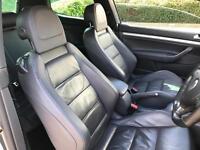 2009 09 reg Volkswagen Golf R32 3.2 V6 + 3dr + Mettalic Grey + Nice spec