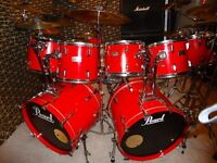 REDUCED $300 PEARL WORLD SERIES DRUMS