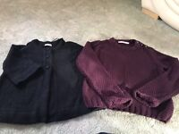 Ladies Jumpers x 2 size 14