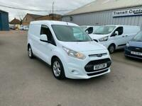 Ford Transit Connect Limited 1.5TDCi 120PS L1 SWB in White + Nav, Cam, Air Con