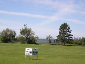 Price Reduced Approx 2 Acre Water view Lot in Cape Traverse, PEI