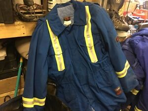 Winter FR Jacket & Coveralls size 46T