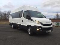 Iveco Daily Luxury Racehome campervan AUTOMATIC