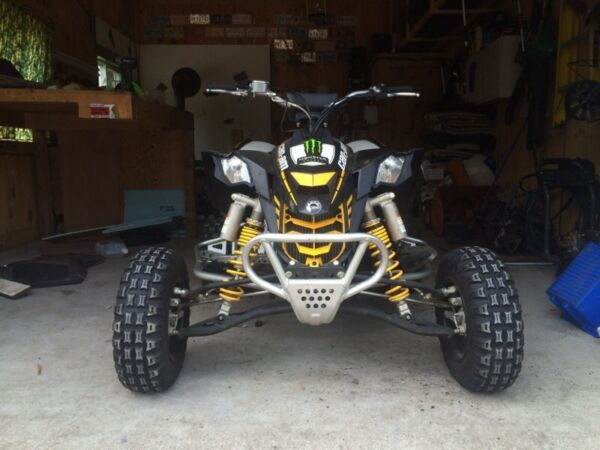 Used 2009 Can-Am DS 450 X-MX