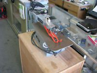 15 inch Delta Scroll Saw For Sale
