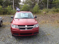 2009 Dodge Journey Wagon