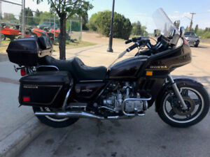 1980 HONDA GL1100 GOLDWING INTERSTATE