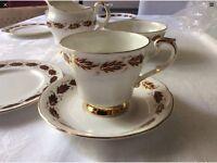 Vintage 41 Piece Tea Set