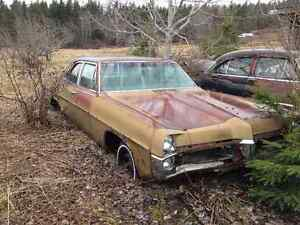 1967 American Pontiac for Parts