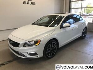 2018 Volvo S60 T5 AWD Dynamic NAV*COMMODITE*TECH