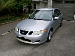 Low KM Saab 92x, Second Owner, AWD, 2005, accident free!