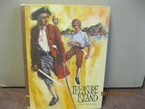TREASURE   ISLAND   BY  ROBERT  LOUIS   STEVENSON    1968 Oakville / Halton Region Toronto (GTA) image 1