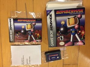 3 Jeux GameBoy Color + Bomberman Tournament gba Complet