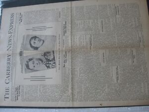 The Carberry News - Express   May 6th 1937