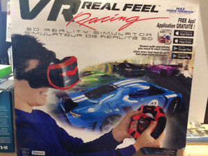 JEUX VIRTUELLE/VReal feel racing