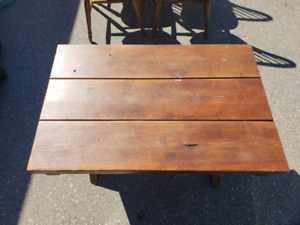 Gorgeous refinished coffee tables