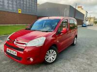 What A Cheap Car This is without COMPROMISE 58 Berlingo MultiSpace 1-6HDi £2795