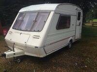 Fleetwood 1994 2 berth in good condition