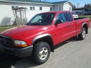 2002 Dodge Dakota Autre